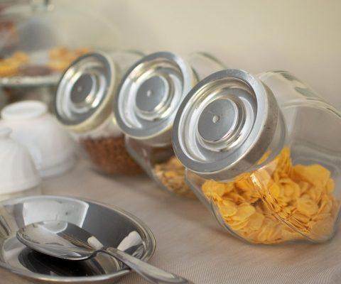 Hotel Positano cereali colazione