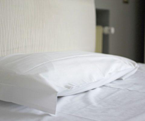 Camera Singola Cuscino letto Hotel Positano