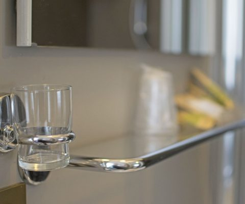 Camera Singola sanitari Hotel Positano